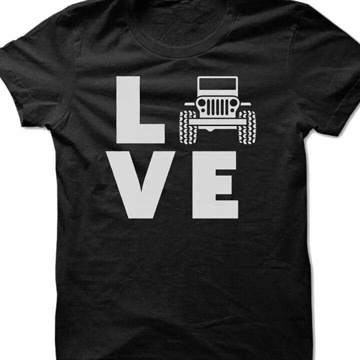 Jeep Love Jeep Shirts Jeep Tshirts Jeep Clothing