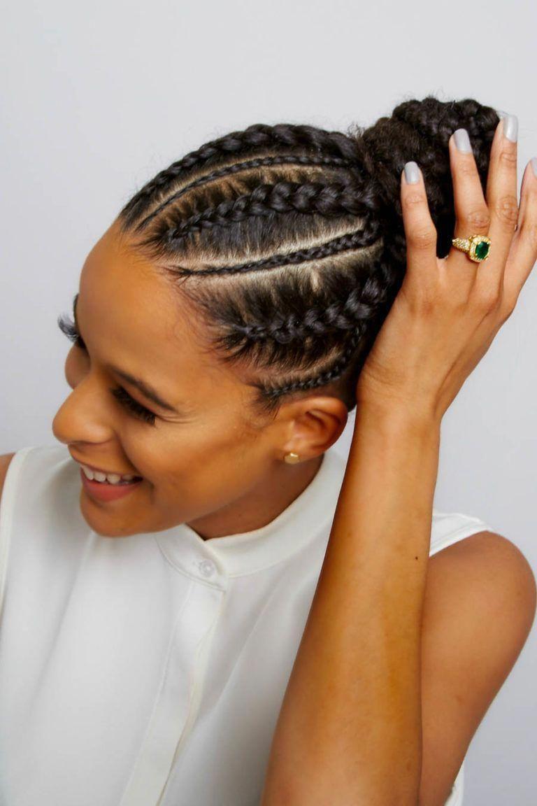 ponytail hair extensions #Braidedponytail