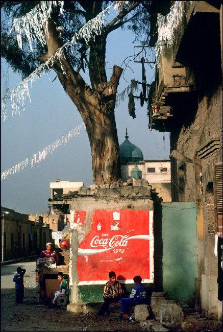 Harry Gruyaert. EGYPT. Cairo. 1998