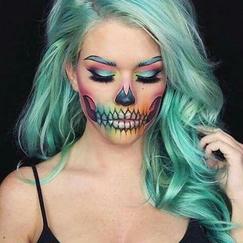 18 pretty halloween makeup ideas youu0027ll love see moreu2026