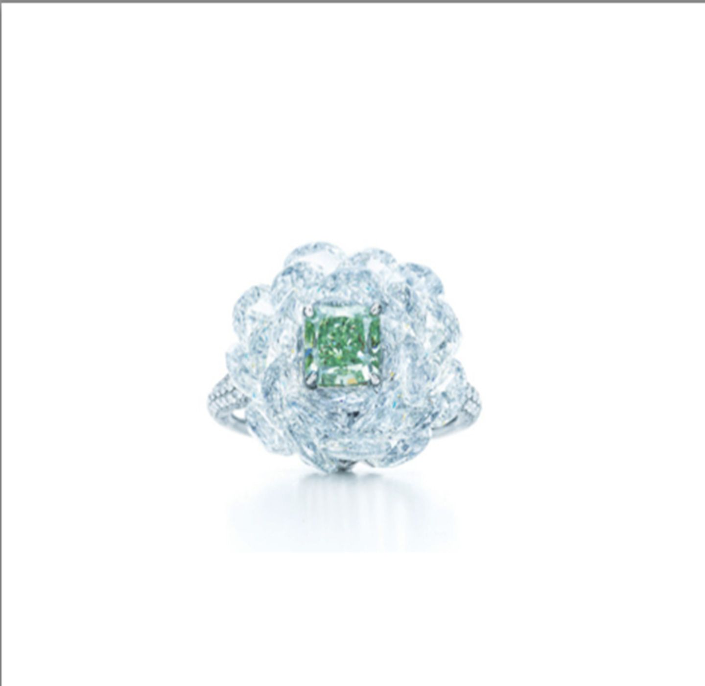 Aol Style News Trends And Advice Green Diamond Rings Diamond White Green Diamond