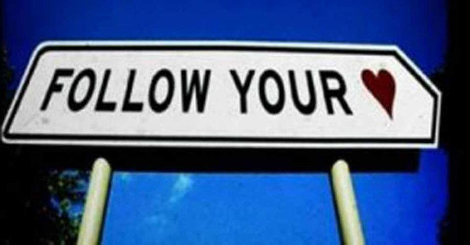 Follow Your <3