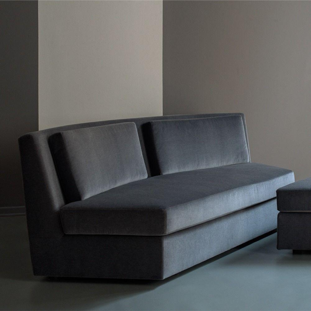 Studio La Sala Milano d2 alastair sofa (with images) | pouf seating, sofa, sala