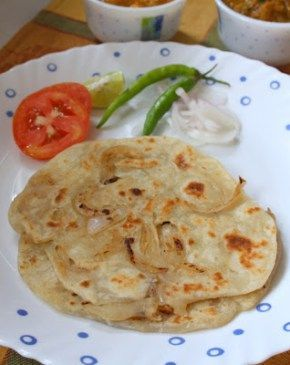 Onion Kulchas | How to make Onion Kulcha Step by Step ...