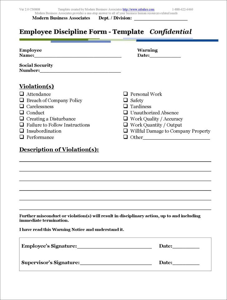Employee Warning Notice Template606 Downloadable Resume Template Free Resume Template Download Doctors Note Template