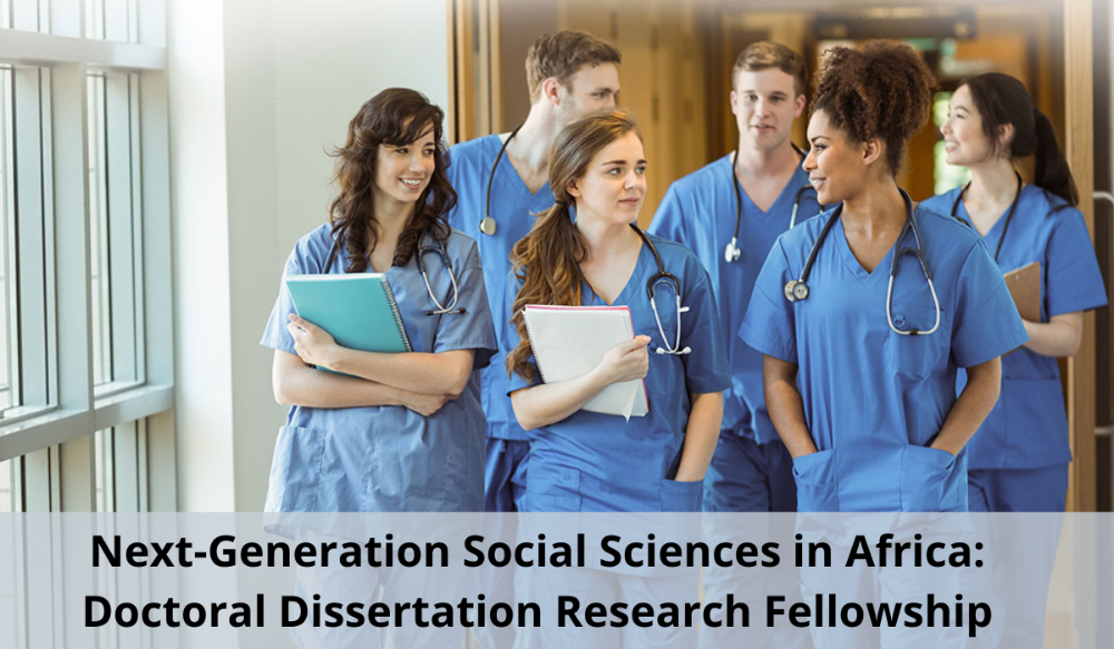 The Social Science Research Council I Offering Doctoral Dissertation Fellowship To Support Co Ssrc
