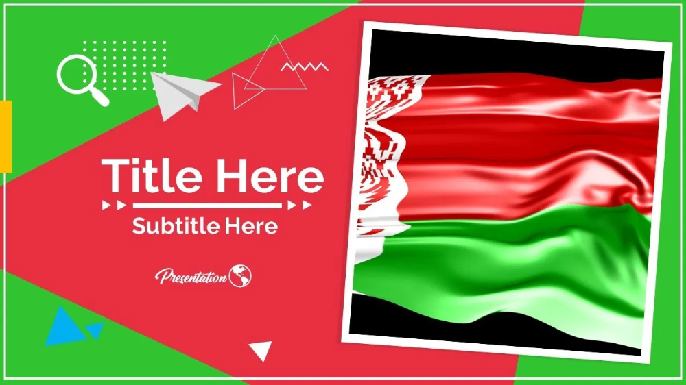 Belarus Google Slides And Powerpoint Template Myfreeslides Free Powerpoint Presentations Powerpoint Powerpoint Templates