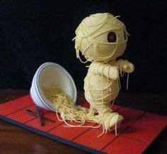 Cake decorating - online contest for fancy pies - Halloween #halloweenkuchen