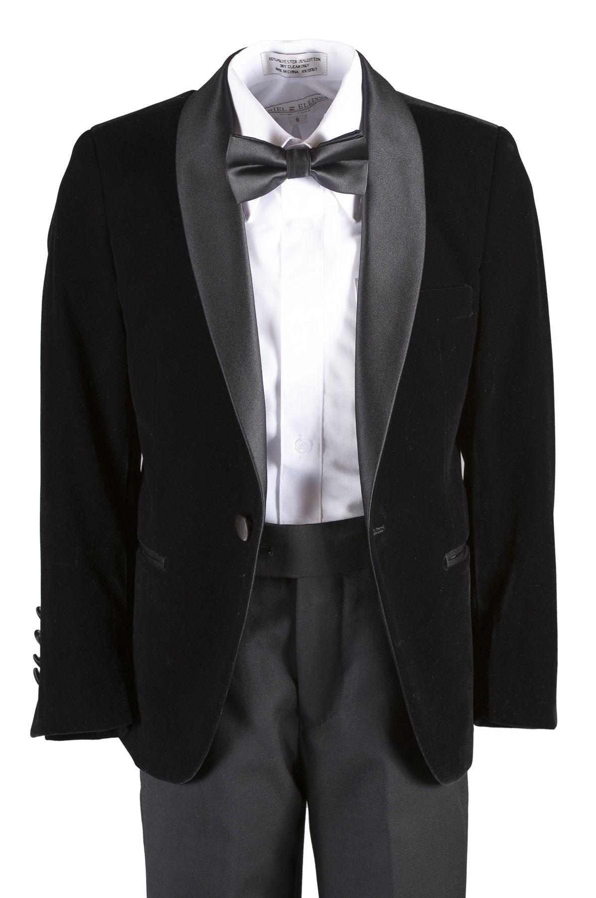 e0ec23e06f9 Boy's formal burgundy velvet dinner suit, available in toddler, boys and  youth sizing.