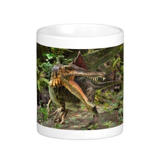 Dinosaur Spinosaurus Mug, and more!