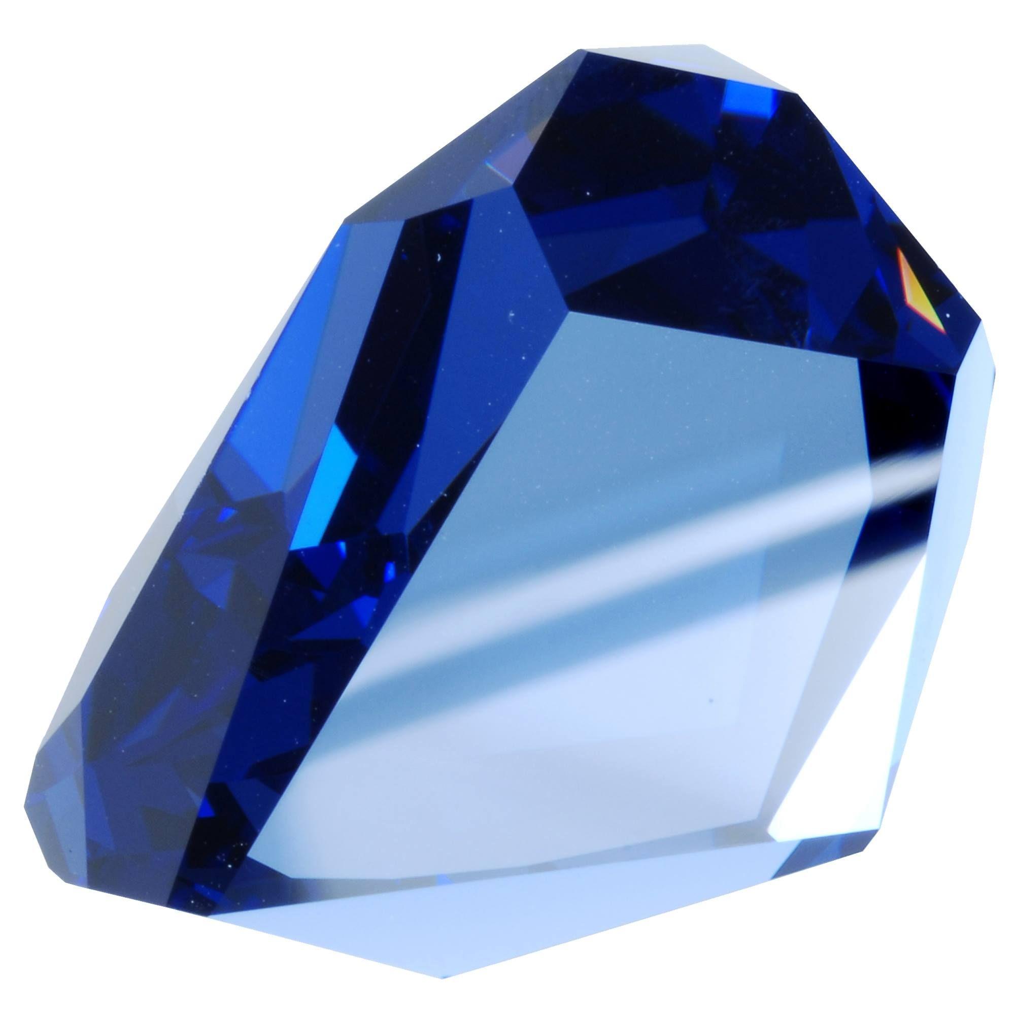 """Cette réplique en zircone cubique bleue permet de retrouver ce que c était  le """" c2ed70802440"""