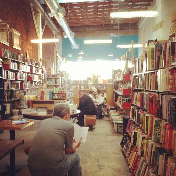 Bookstore In Los Angeles Ca Book Cafe Storybook Books