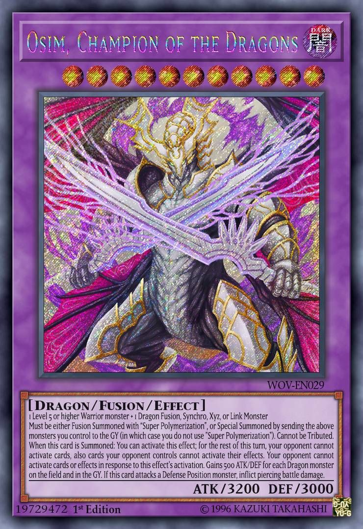 Osim champion of the dragons by httpswwwdeviantart