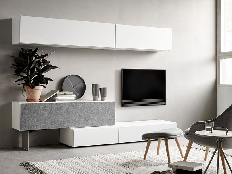 Stylish TV and wall units that are