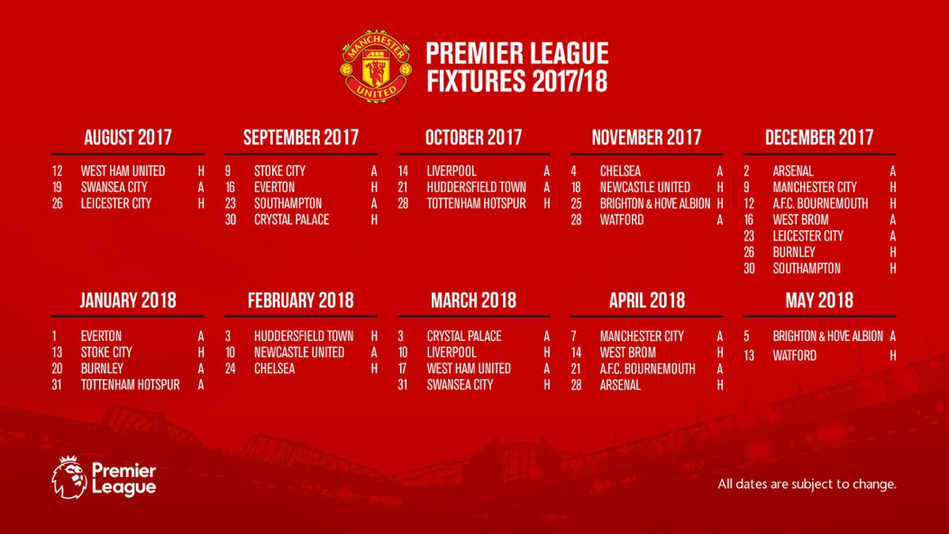 Pin By Ahmed Manutd On Manchester United Football Club Mufc Official Manchester United Website Manchester United Football Club Premier League Fixtures