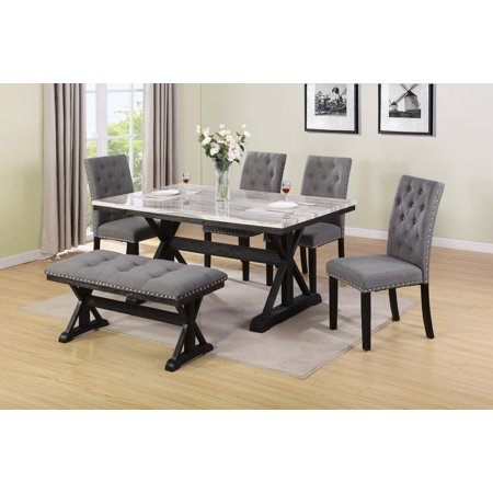 20+ Espresso dining table with bench Best Seller
