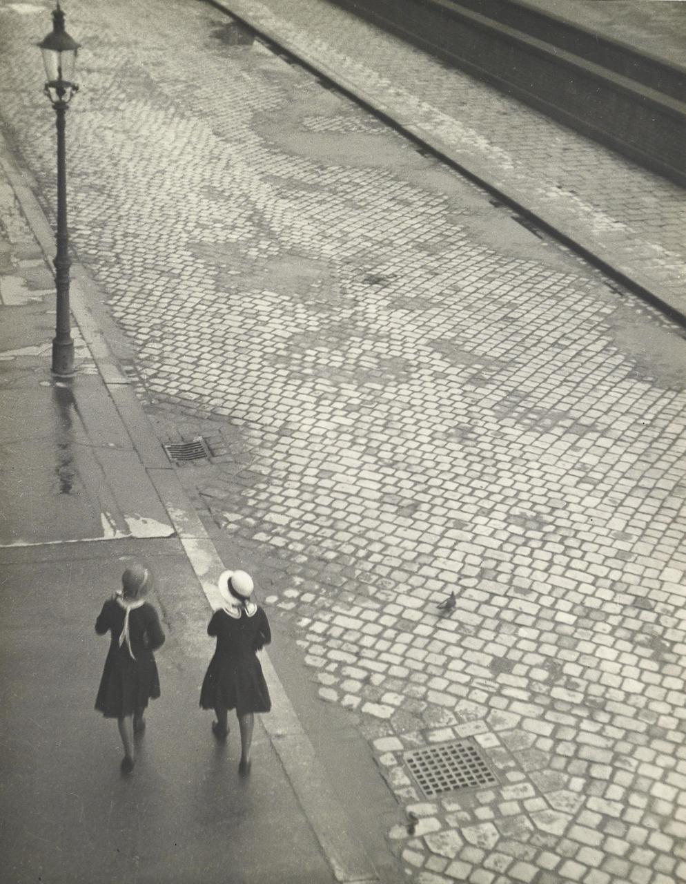 Paul Freiberger, Die Straße, c. 1930.