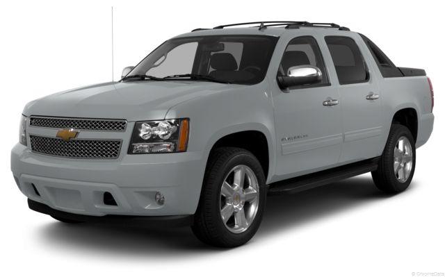 Chicago Il 2013 Chevrolet Avalanche Lt Black Diamond New Truck