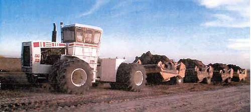 big bud tractor traktoren schlepper und gute arbeit. Black Bedroom Furniture Sets. Home Design Ideas