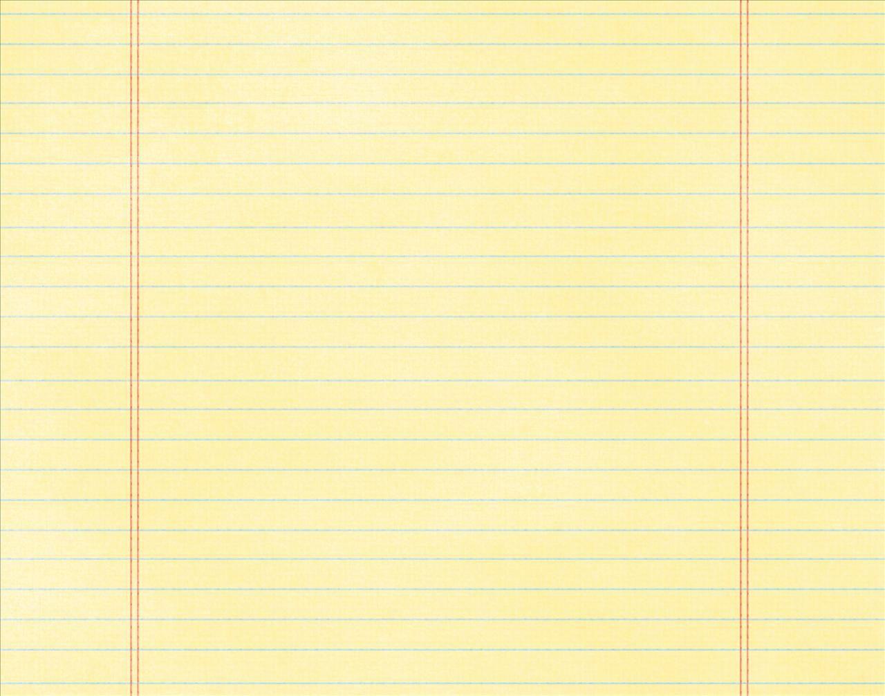 Notebook Paper Backgrounds  Loose Leaf Paper Background