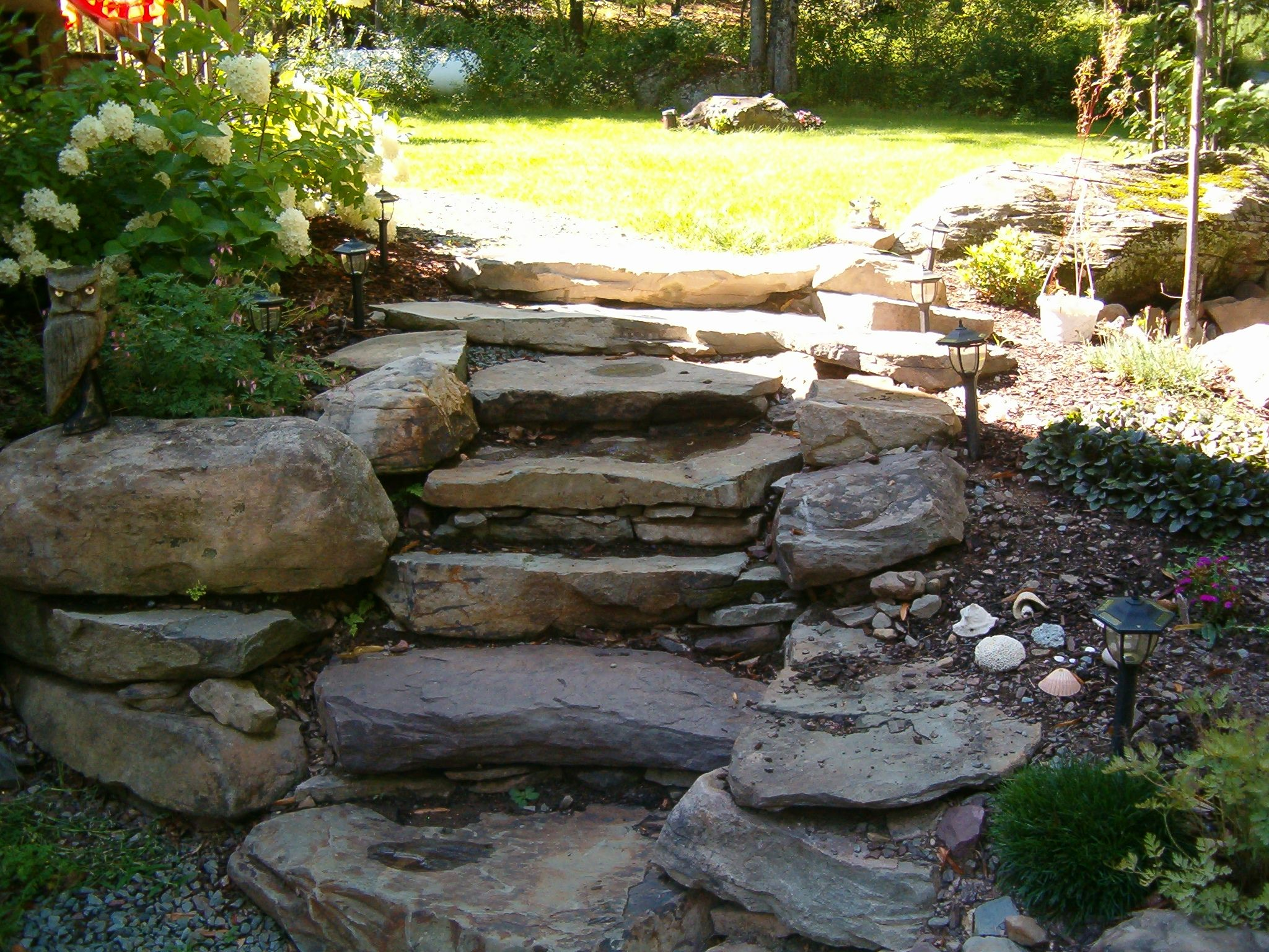 natural landscaping ideas google search landscape ideas