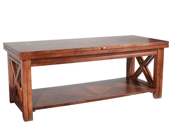 Tucson Flip Top Coffee Table Makeover Cool