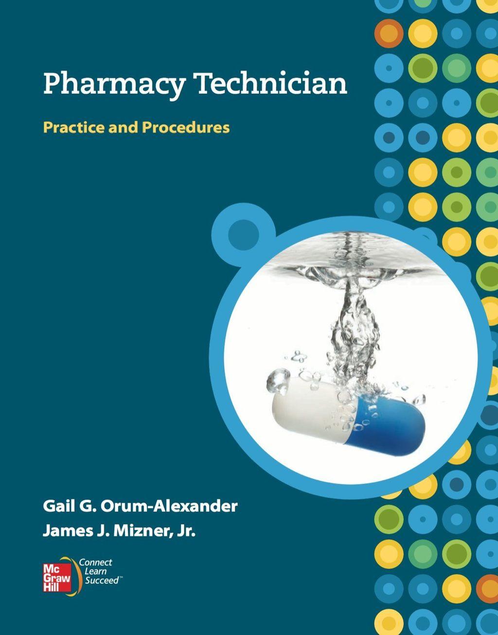 Pharmacy Technician Practice And Procedures Ebook Rental