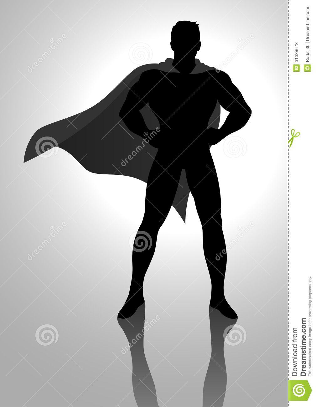 superhero-silhouette-illustration-heroic-pose-31339678.jpg ...
