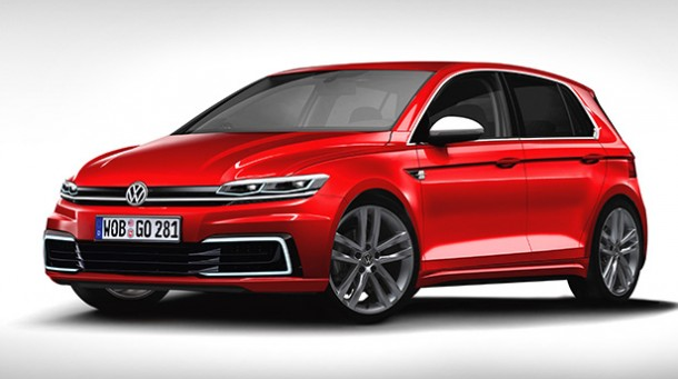 2017 Volkswagen Golf Mk8 Rumors Change Price Release Date