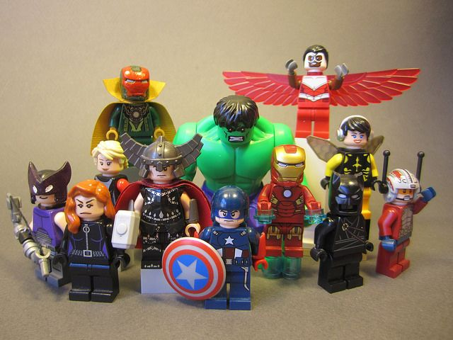 The Avengers Earths Mightiest Heroes Captain America Toys