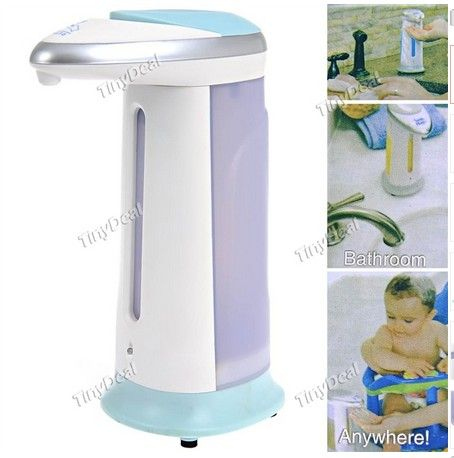 Www Tinydeal Com Es Automatic Infrared Sensor Soap Dispenser With