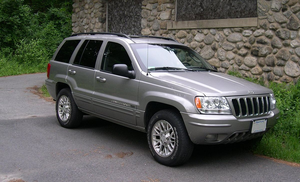 Jeep Grand Cherokee Wj Wikipedia