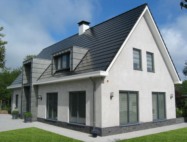 Woning op maat gemaakt selekthuis vertaalt uw wensen with for Moderne laagbouw woningen