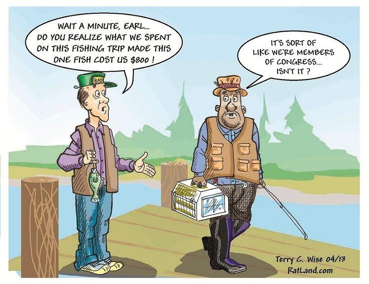 Fishing cartoons humor posted in fishing humor fishing for Funny fishing cartoons
