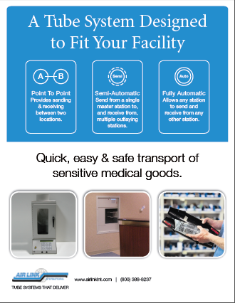 Pneumatic Tube Systems By Air Link International Air Link Systems Safely Transport Medications And Medical Goods That Are Vital For Palma De Majorque Majorque