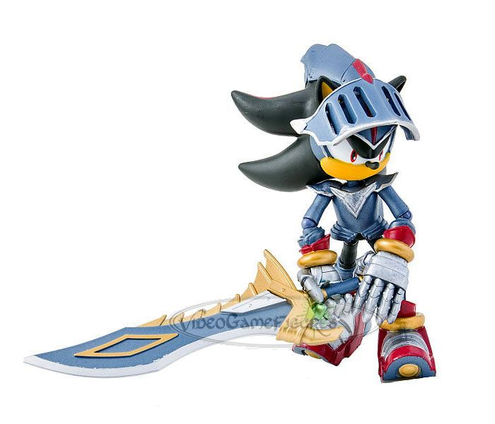 Shadow the Hedgehog with sword | Sonic and the Black ...