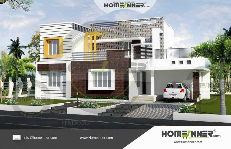 2000 Sq Ft 4 Bedroom 5 Bathroom House Plan With Images House