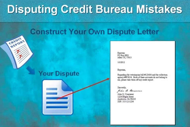 Credit Bureau Dispute Letter  Why And How  WwwPolacreditCo