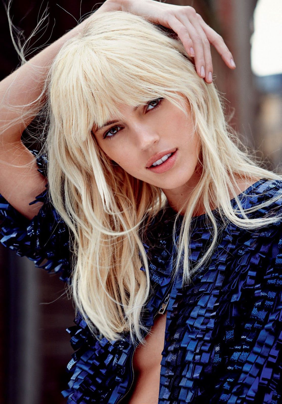 THE GLAMOUR BLUES April 21 2015 Covergirl Glam Pinterest
