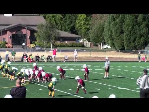Our Youth Football End Of Season Highlights Video Songs Used Pump