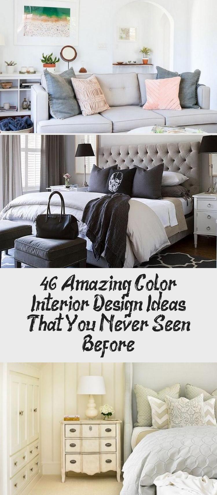 46+ Amazing Color Interior Design Ideas That You Never Seen Before #interiordesign #interiordesignideas #interiordecorating #interiordesignConcept #interiordesignPlants #Traditionalinteriordesign #interiordesignApartment #interiordesignSchool