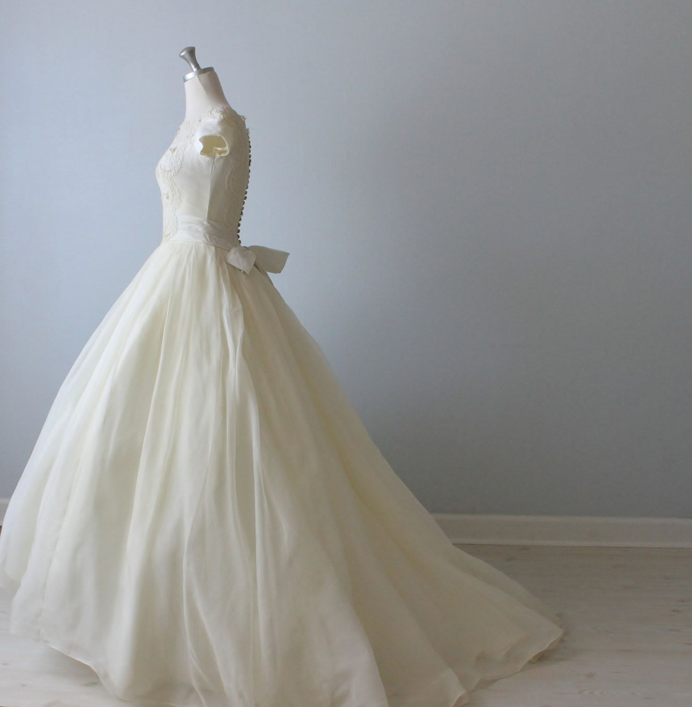 Vintage Wedding Dresses From The Vintage Mistress