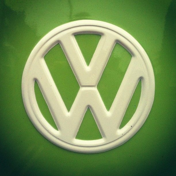 Altes Vw Logo
