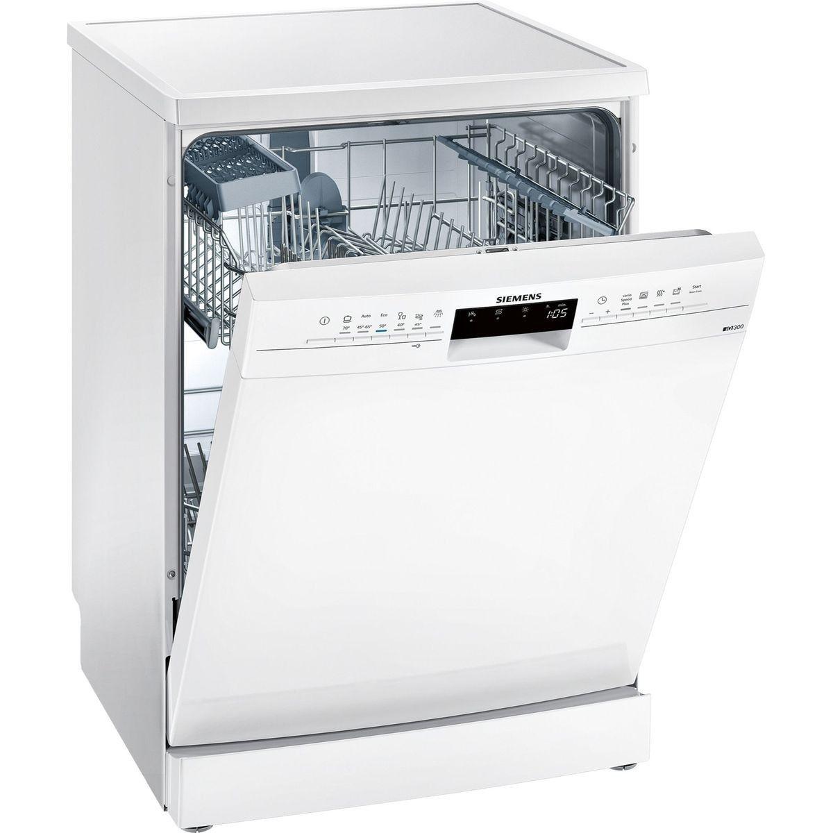 Lave Vaisselle Sn236w05ie Taille Taille Unique Lave