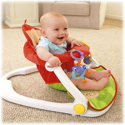 Deluxe Sit Me Up Floor Seat Floor Seating Baby Seat Fisher