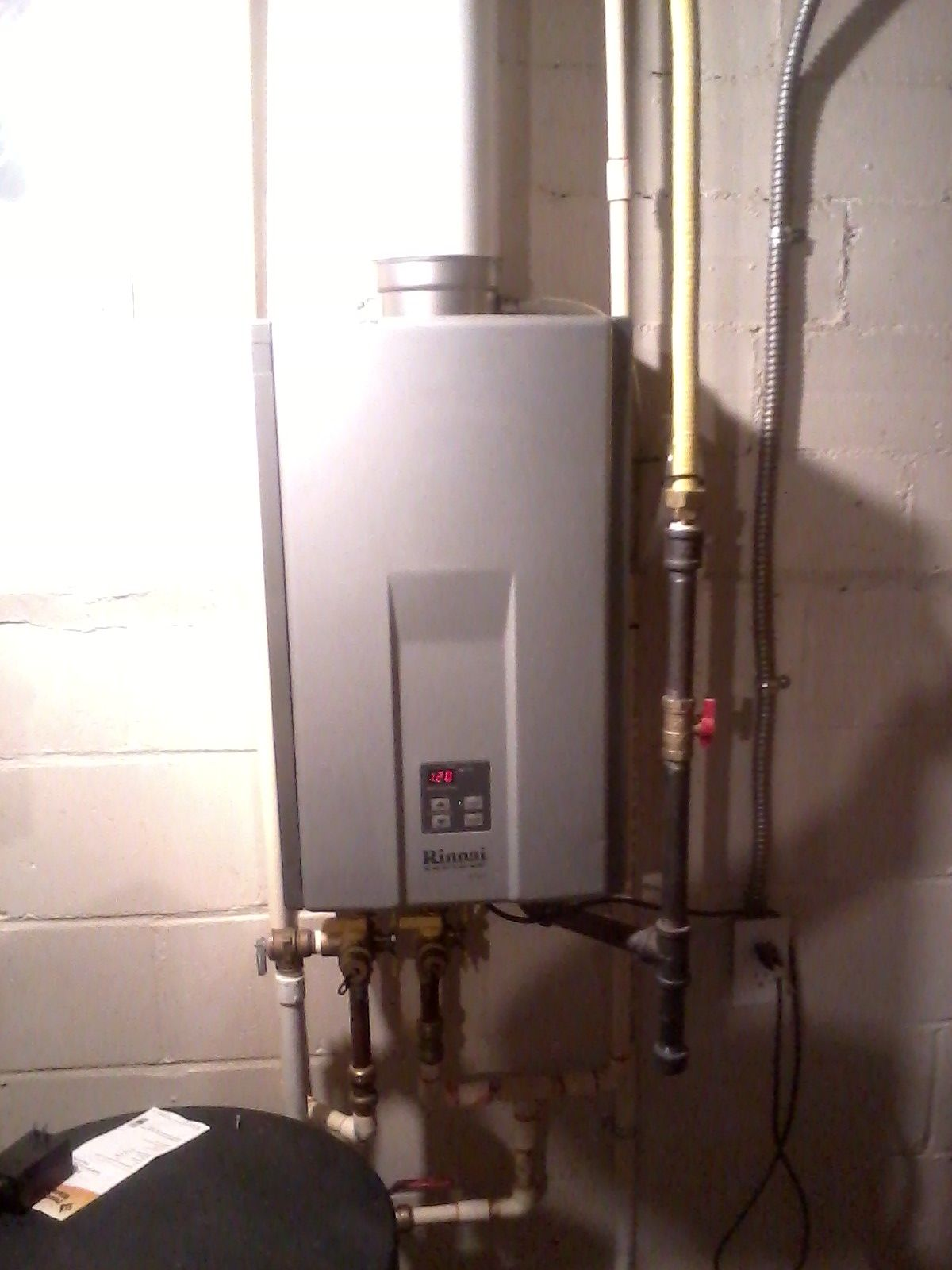 We Also Install Tankless Water Heaters Http Www Rinnai Us