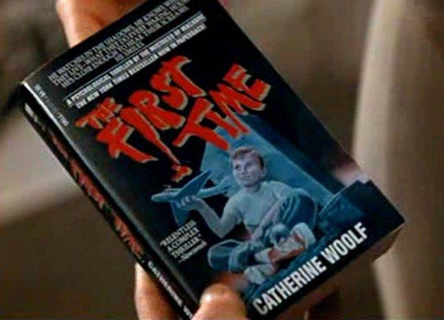 """The First Time"" di Catherine Woolf dal film ""Basic Instinct"" (id., 1992) di Paul Verhoen #Pseudobiblia"