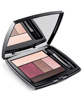 Lancôme Color Design All-In-One Shadow & Liner Palette - Trésor Color Collection - Lancôme - Beauty - Macy's