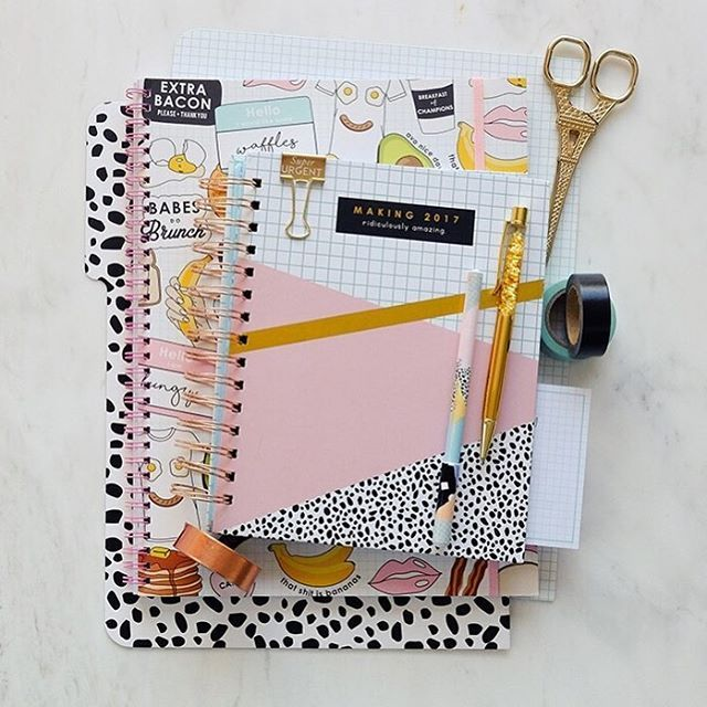Calling all NZ #StationeryAddicts: Kick start your 2017 by learning the fine art of being organised with a free workshop lead by the Ultimate Planner Guy @William_and_george! Join us at 6pm, Thursday 19 January at Typo Albany - email typomarketing@cottonon.com.au to reserve your spot 🤓
