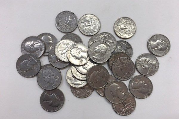 Is Your Quarters Worth More Than Twenty Five Cents Old Coins